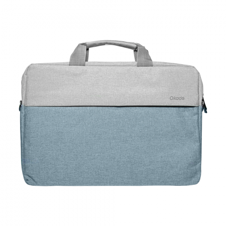 "Чанта за лаптоп Okade T52, 15.6"", Сив - 45260"