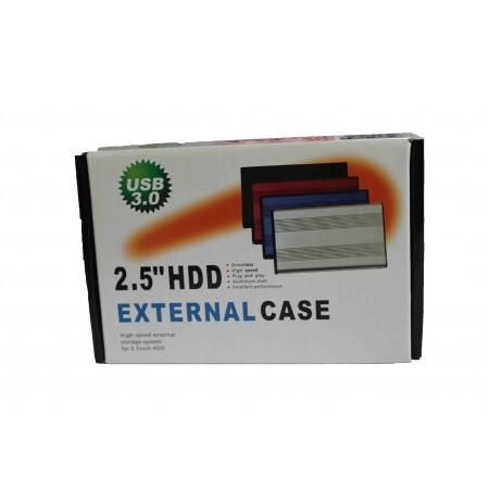 """Кутия за хард диск No brand SATA 2.5"""" USB 3.0 - 17312"""