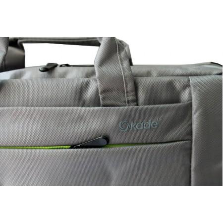 Чанта за лаптоп  Okade 15.6'',Сив - 45203