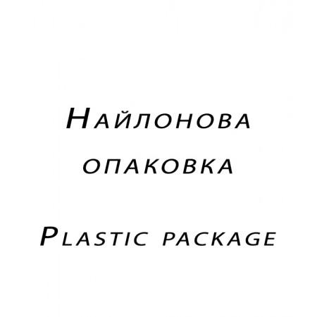 Букви за клавиатура DeTech,Кирилица и латиница, Черен - 17030