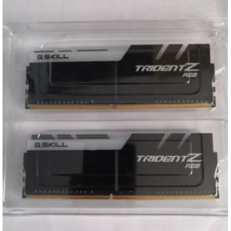 G.SKILL TRIDENT Z RGB DIMM KIT 16GB F4-4133C17D-16GTZR