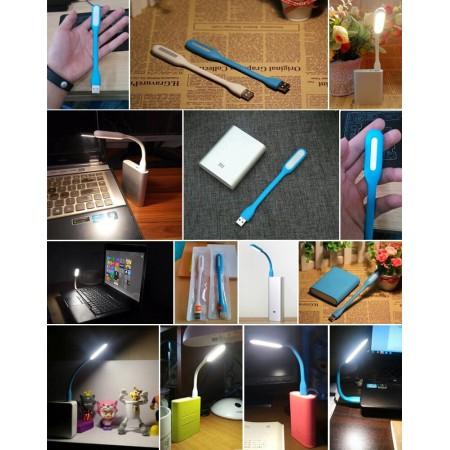 Гъвкава ярка мини USB светлина LED лампа (6-LED светлини)